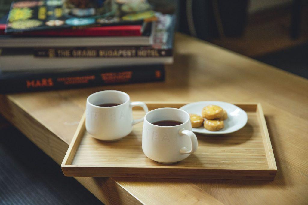 持ちやすいハンドルと、コーヒーの香りを引き立てるフォルムが秀逸なマグカップの画像